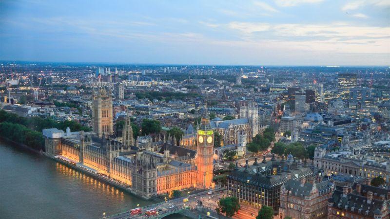 Covid-19: manifestantes antilockdown protestam em Londres