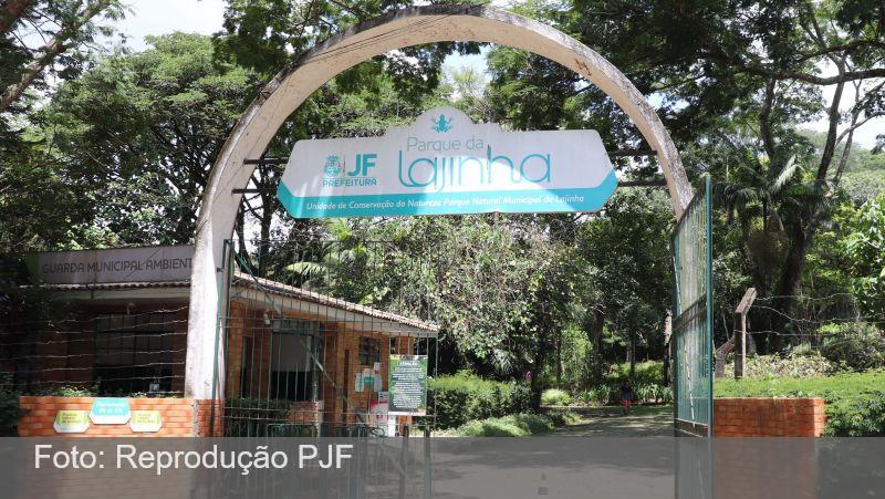 Prefeitura de JF estabelece novos protocolos de visitação ao Parque da Lajinha
