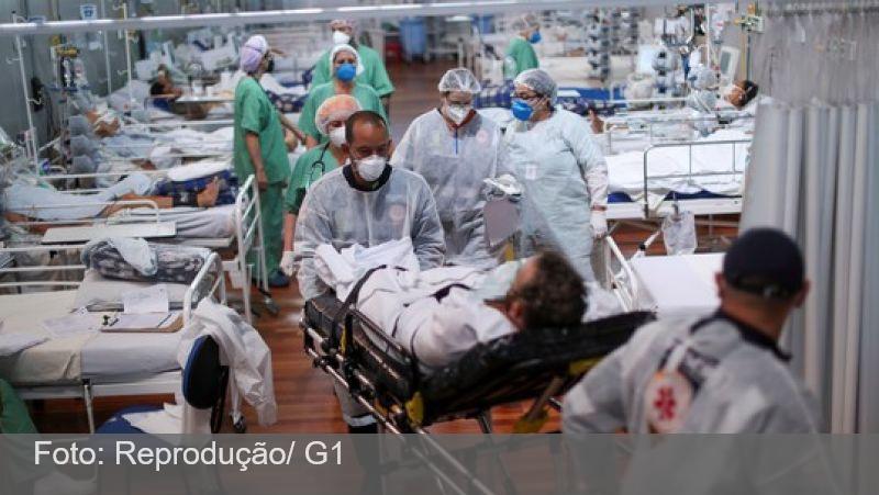 Morte de jovens de 20 a 29 anos por Covid cresce 4 vezes em SP