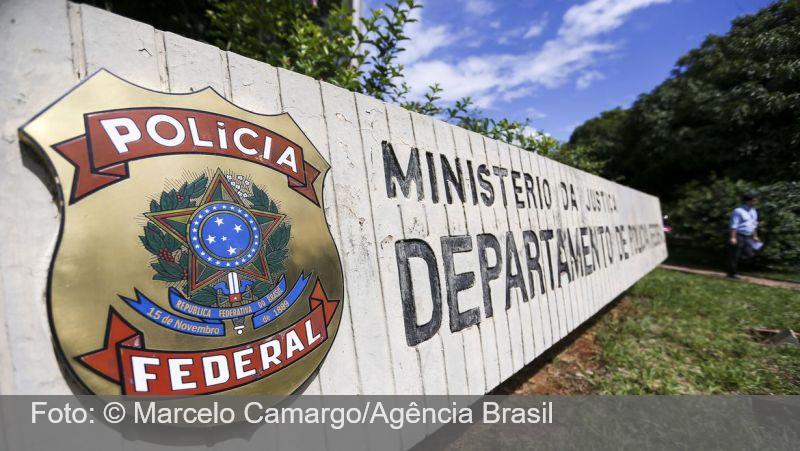PF realiza operação contra suspeito de fraudar Auxílio Emergencial