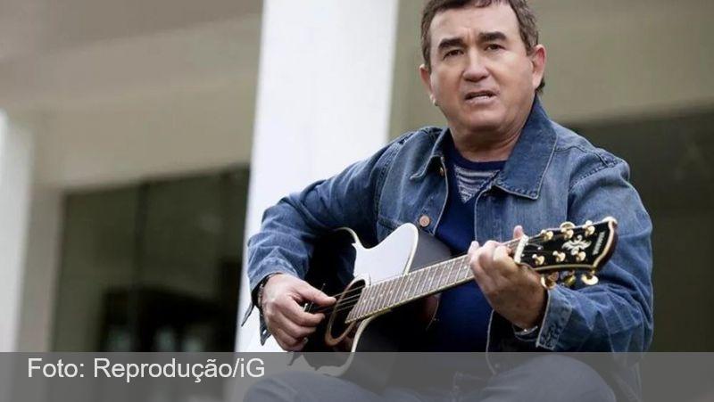 Amado Batista será processado pelo PT após chamar Lula de 'ladrão'