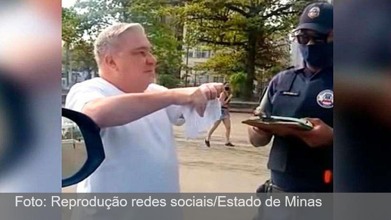 STF suspende inquérito contra desembargador que humilhou guardas municipais