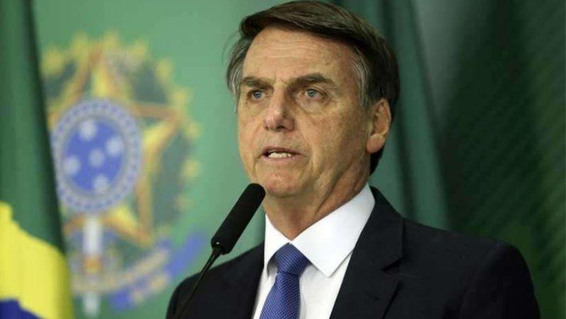 Sem citar Lula, Bolsonaro diz: 'Não dê munição ao canalha'