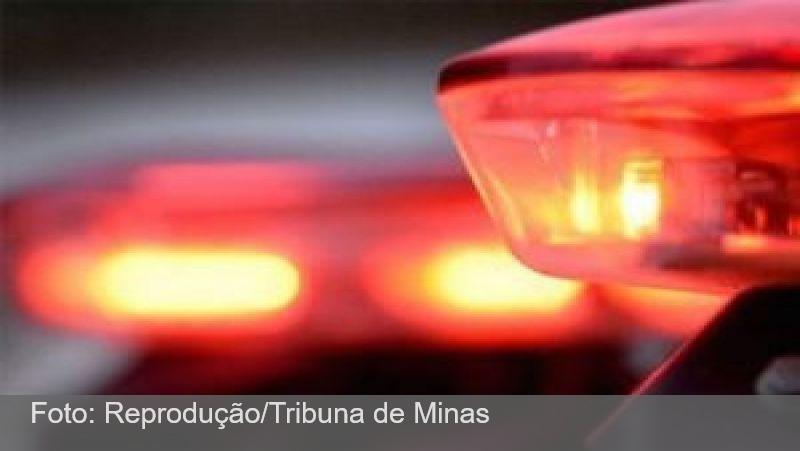 Taxista fica ferido em assalto no Centro de Juiz de Fora