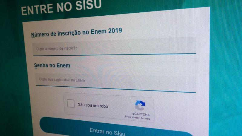 Lista de espera do Sisu será publicada na segunda-feira