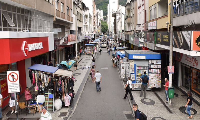 Prefeitura de Juiz de Fora implanta projeto Ruas Completas na Marechal Deodoro