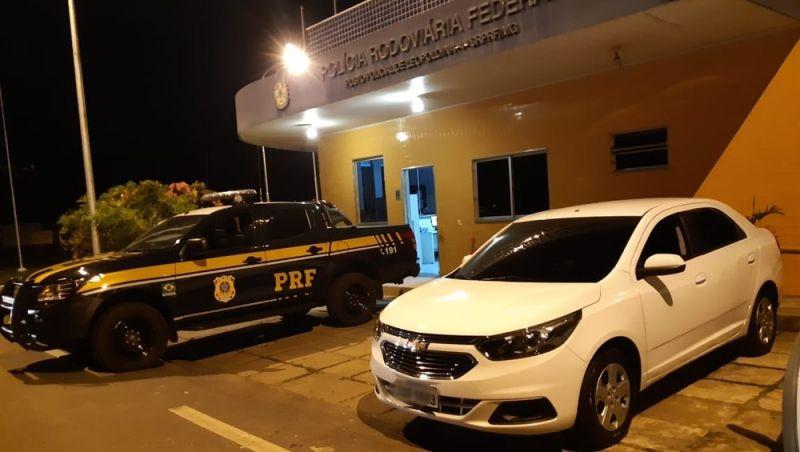 Carros furtados são recuperados pela PRF na Zona da Mata