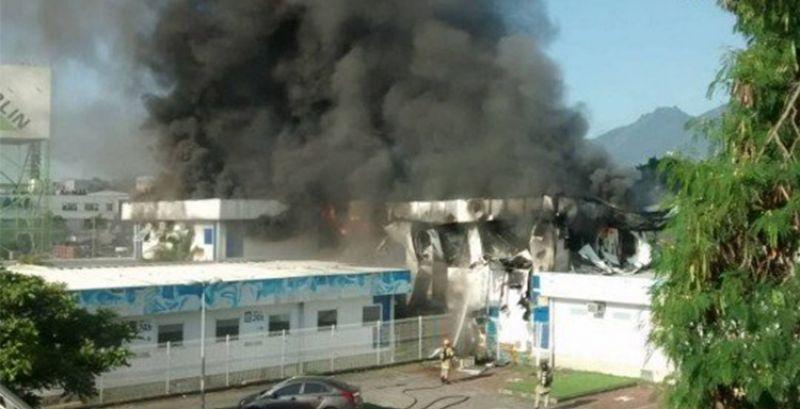 Quatro pacientes morrem em transferência após incêndio em UPA no Rio