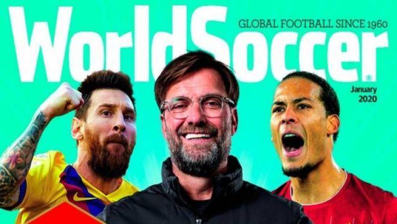 Messi é eleito melhor do mundo pela World Soccer. Neymar é o 44º
