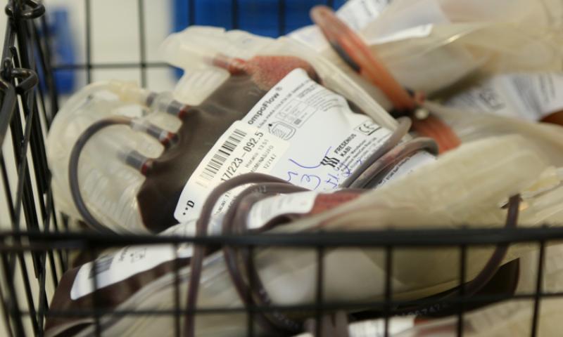 Hemominas promove caminhada para incentivar doação de sangue