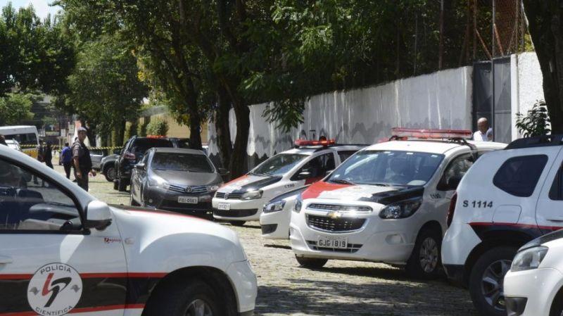 Polícia prende homem que vendeu arma de fogo para atiradores de Suzano