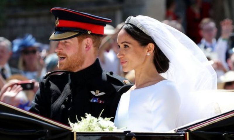 Príncipe Harry e Meghan Markle: veja os destaques do casamento real