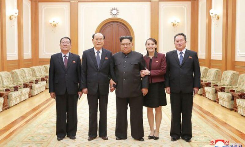 Kim Jong Un diz ter ficado impressionado com a receptividade da Coreia do Sul