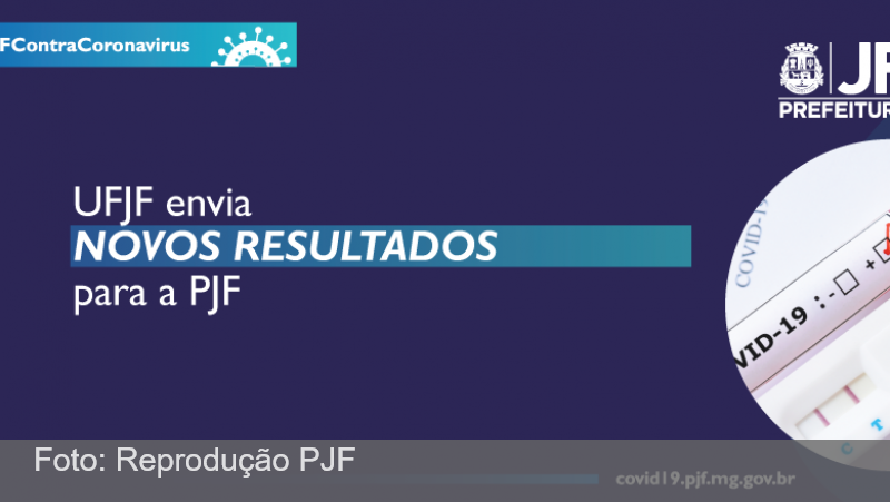 Parceria PJF/ UFJF já possibilitou realização de quase seis mil exames de covid-19