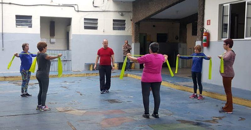 PJF abre mais uma turma de ginástica e alongamento no Centro da cidade