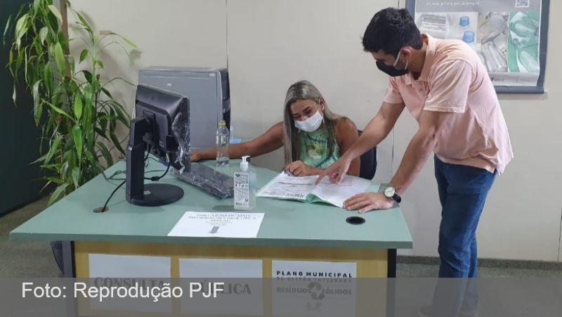 JF dá início à Consulta Pública do Plano Municipal de Gestão Integrada de Resíduos Sólidos