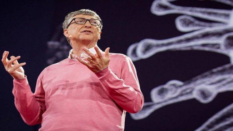 Bill Gates constrói 7 fábricas pra acelerar produção de vacinas: covid-19