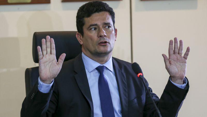 Thompson Flores assina pedido de exoneração de Sérgio Moro
