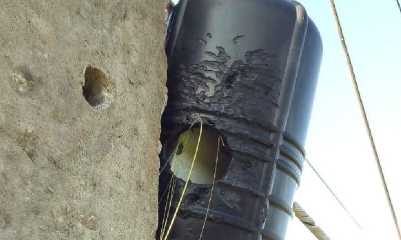Pica-pau fura caixa de fibra ótica e deixa cidade do interior do AC quase 5 horas sem internet e telefonia
