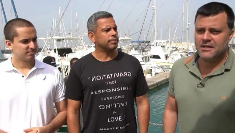 Inglês que colocou 1 t de cocaína em barco apreendido na África diz que brasileiros presos com embarcação não sabiam da droga