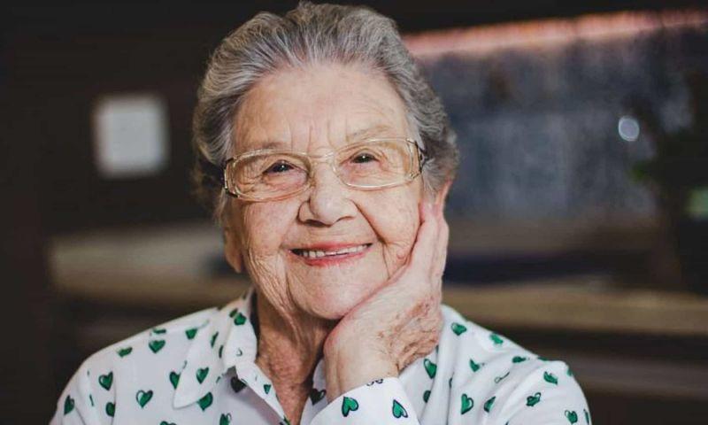 No ar aos 87, Palmirinha diz que não há idade para parar de trabalhar