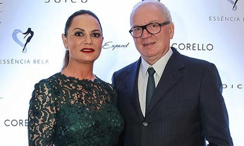Luiza Brunet vai recorrer após perder ação contra ex-companheiro: 'Não abro mão'