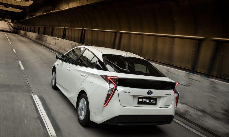 Toyota faz recall de 5.547 Prius no Brasil por risco de incêndio