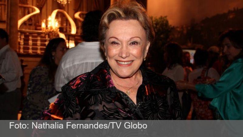 Nicette Bruno morre vítima de Covid aos 87 anos, no Rio de Janeiro