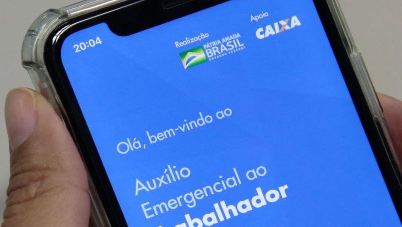 Auxílio emergencial foi pago hoje para 2,5 milhões de pessoas