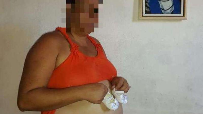 Suspeita de matar grávida e arrancar bebê da barriga da vítima forjava gravidez nas redes sociais
