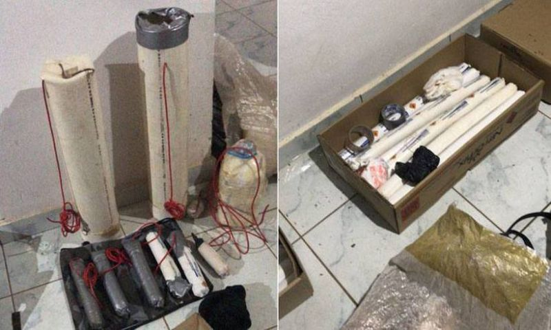 Polícia prende, em São Paulo, suspeitos de ataques a bancos em Passos, MG