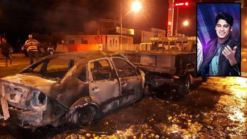 Sertanejo Henrique, da dupla com Netto, morre após mais de 20 dias internado
