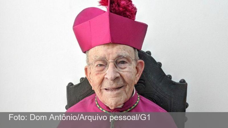 Bispo mais velho do Brasil e fundador da Canção Nova morre em Juiz de Fora