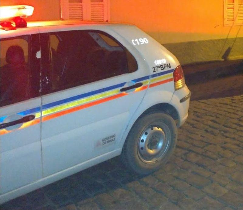 Foragido da Justiça de Juiz de Fora é preso em Santo Antônio do Aventureiro