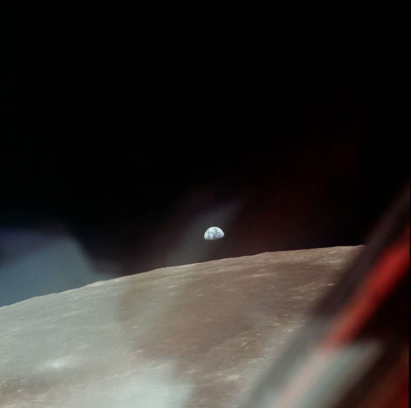 Brasil comemora chegada do homem à Lua