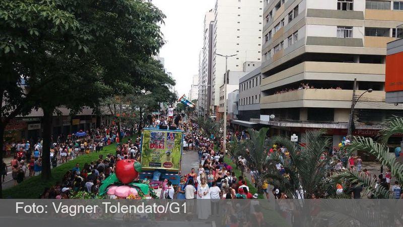 Carnaval 2022 em Juiz de Fora: Funalfa altera agenda de discussão da folia