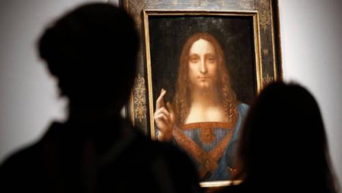 Vendido por R$ 1,5 bi nos EUA, quadro de Da Vinci é o mais caro da história