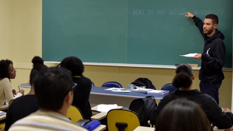 Boa Vizinhança UFJF: Inscrições para cursos de idiomas encerram hoje