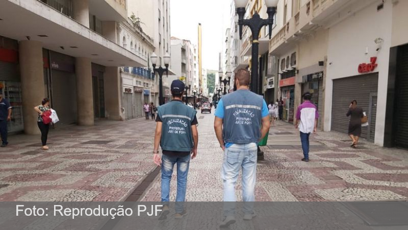"""Operação """"Black Friday"""" - Prefeitura promove força-tarefa no Centro"""