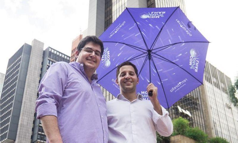 Conheça o aplicativo que aluga guarda-chuvas em SP por preço simbólico de R$ 1