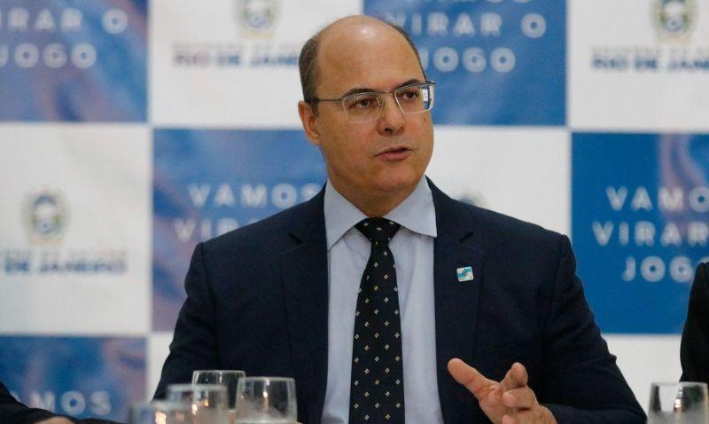 Toffoli suspende impeachment de Witzel na Alerj