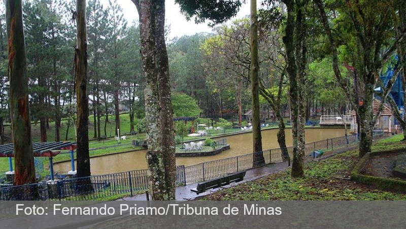 Parque Municipal de Juiz de Fora começa a funcionar nesta terça