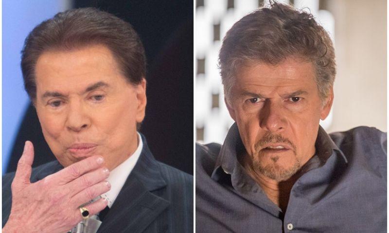 Silvio Santos defende José Mayer e afirma que assédio é comum no SBT