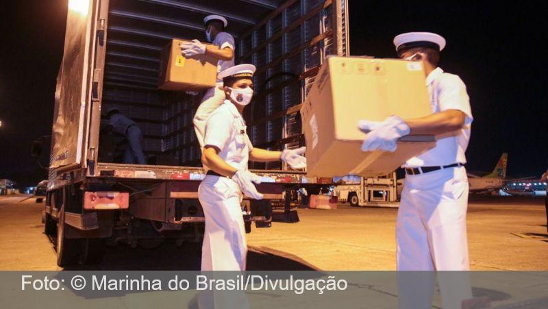Problema de oxigênio no Amazonas está equacionado, diz Pazuello