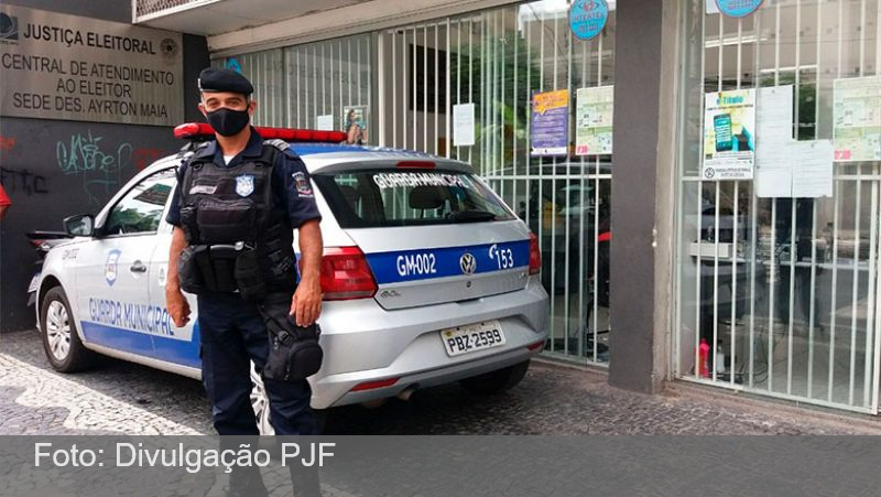 Guarda Municipal tem escala especial de apoio ao 2º turno das eleições