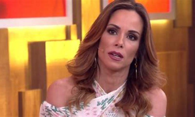 Ana Furtado comemora última sessão de quimioterapia: 'Vitória!'