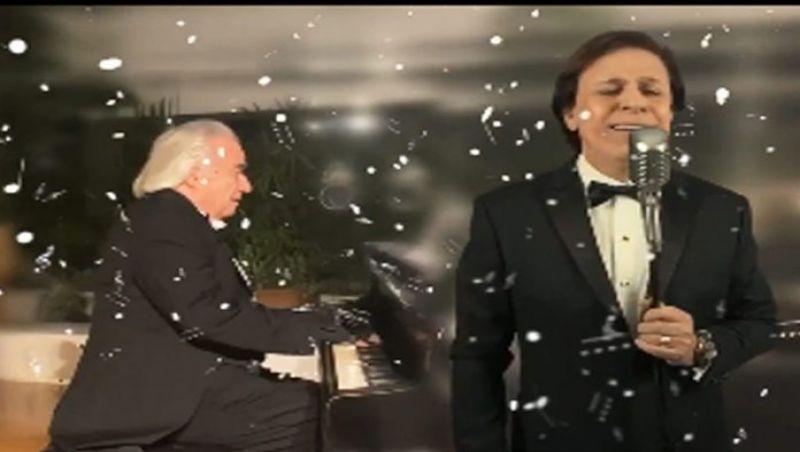 Maestro João Carlos Martins toca Caruso com Tom Cavalcante: emoção