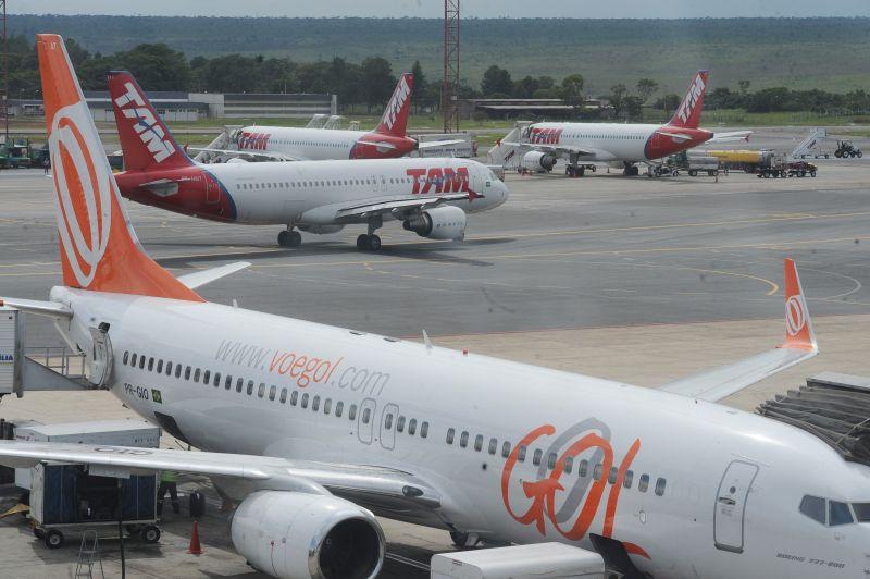 Anac passa a divulgar ranking de satisfação de usuários de empresas aéreas