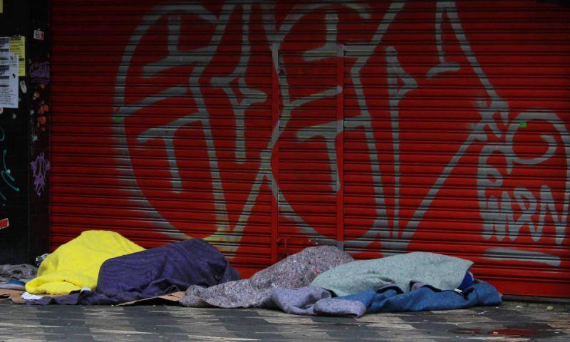 SP: não é todo morador de rua que consegue abrigo