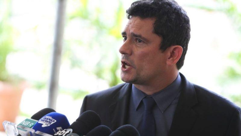 Asilo de Battisti teve motivação político-partidária, diz Sérgio Moro